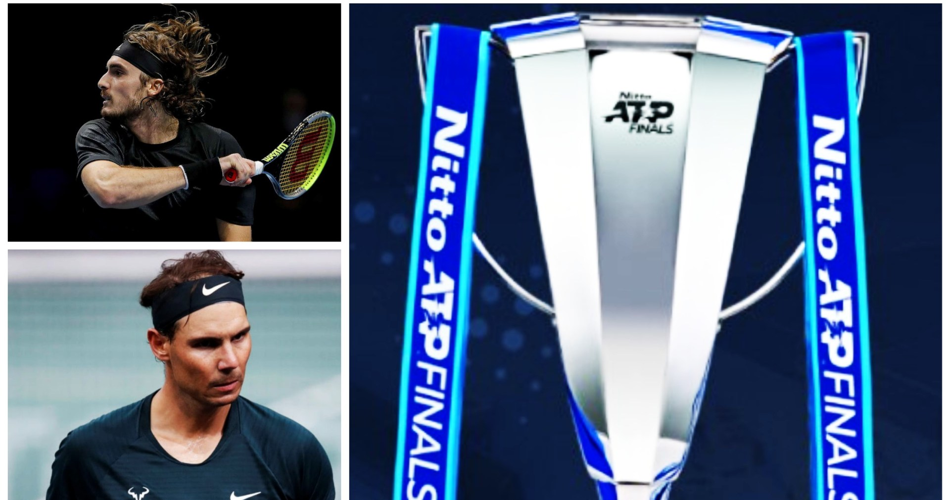 Resurgent Rafa-Nadal defeats Tsitsipas to keep his hopes alive at ATP Finals 2020 - THE SPORTS ROOM
