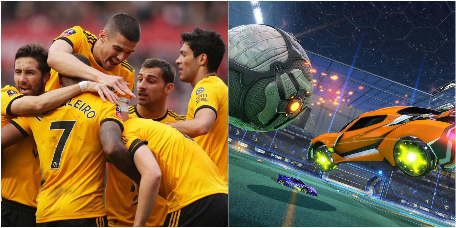 Wolves enter Rocket League Championship Series as the 1st Premier League football club - THE SPORTS ROOM