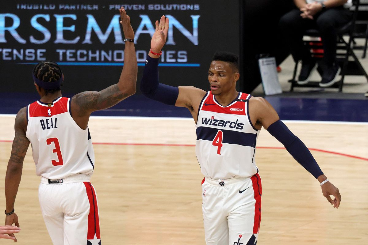 Instant Impact: Russell Westbrook introducing changes to Wizards' culture in his first month with the franchise itself - THE SPORTS ROOM