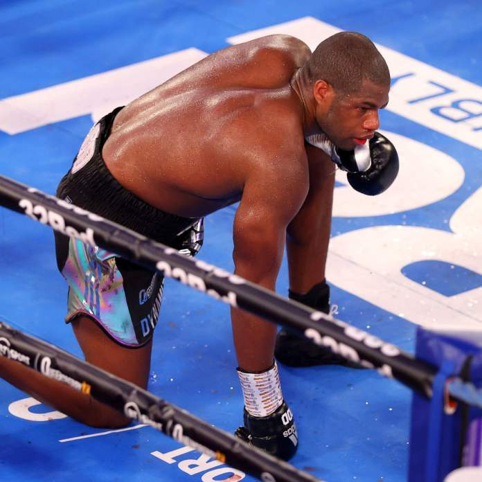 Anthony Joshua comes out in support of Daniel Dubois following Joe Joyce defeat - THE SPORTS ROOM