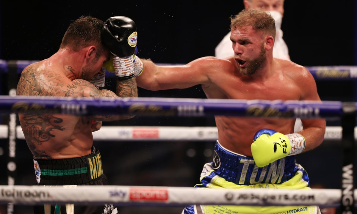 Billy Joe Saunders defends WBO super-middleweight title against Martin Murray via UD - THE SPORTS ROOM