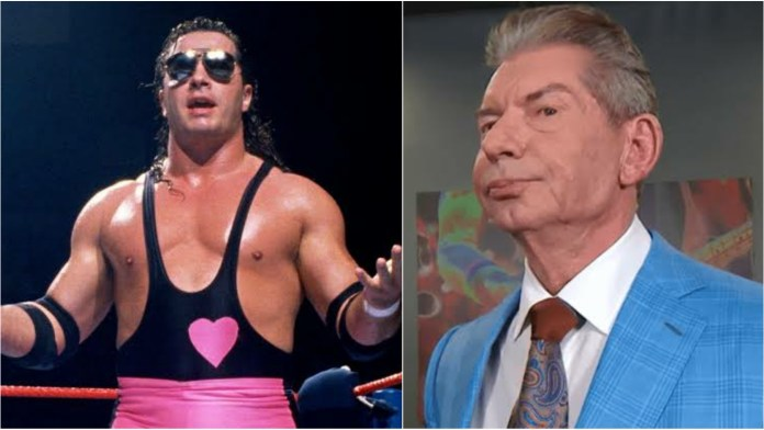 "Bret Hart lashes out at Vince McMahon for ""singlehandedly"" killing Tag Team Wrestling - THE SPORTS ROOM"