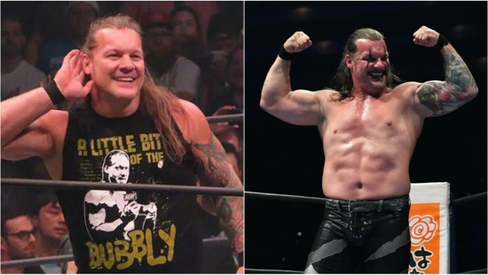 Chris Jericho hits back at body shaming comments - THE SPORTS ROOM