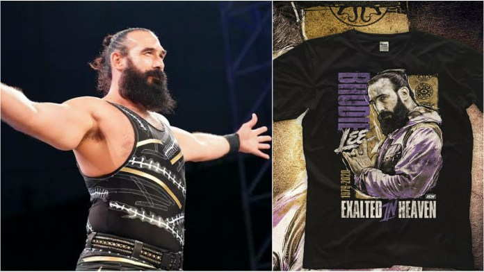 Brodie Lee's tribute t-shirt sales set new record - THE SPORTS ROOM