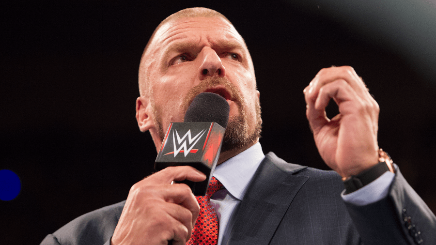 Sorry it took us so long: Triple H apologized to former NXT star after signing - THE SPORTS ROOM