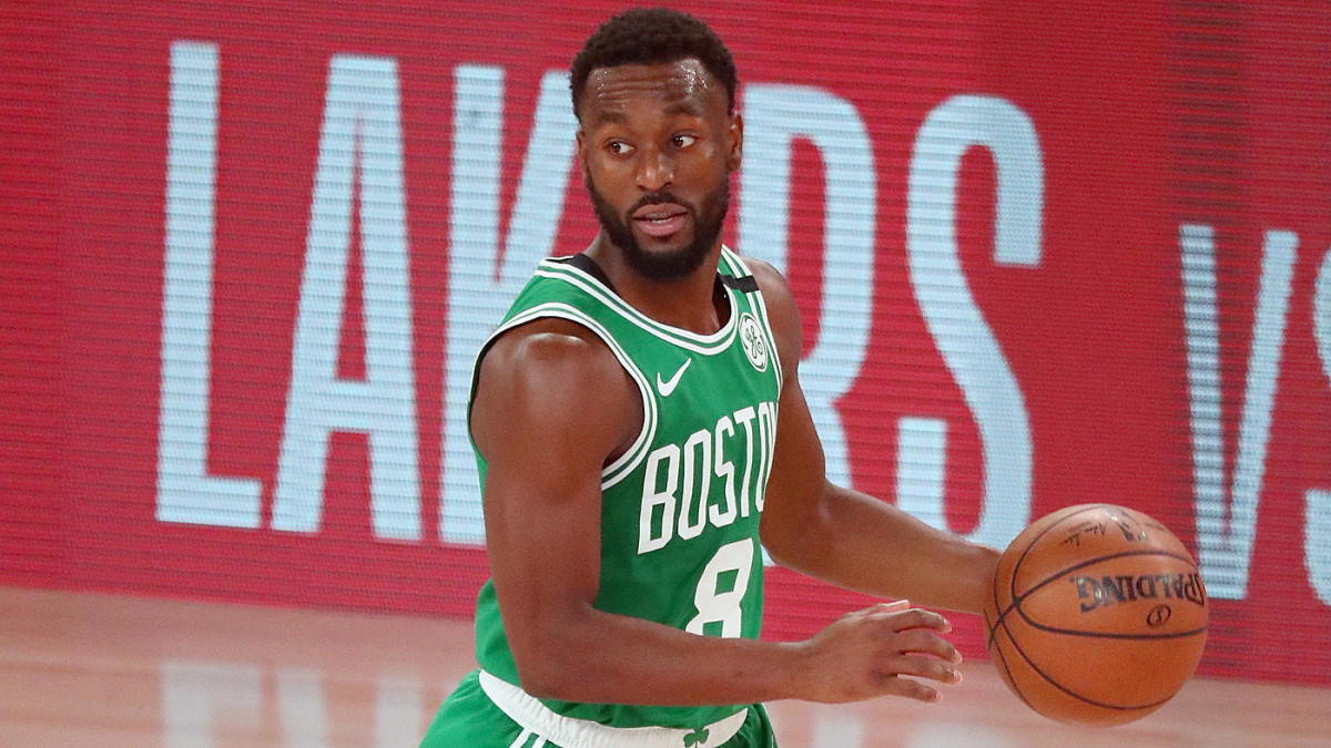 Kemba Walker details how stem cell injection is helping in his knee recovery - THE SPORTS ROOM