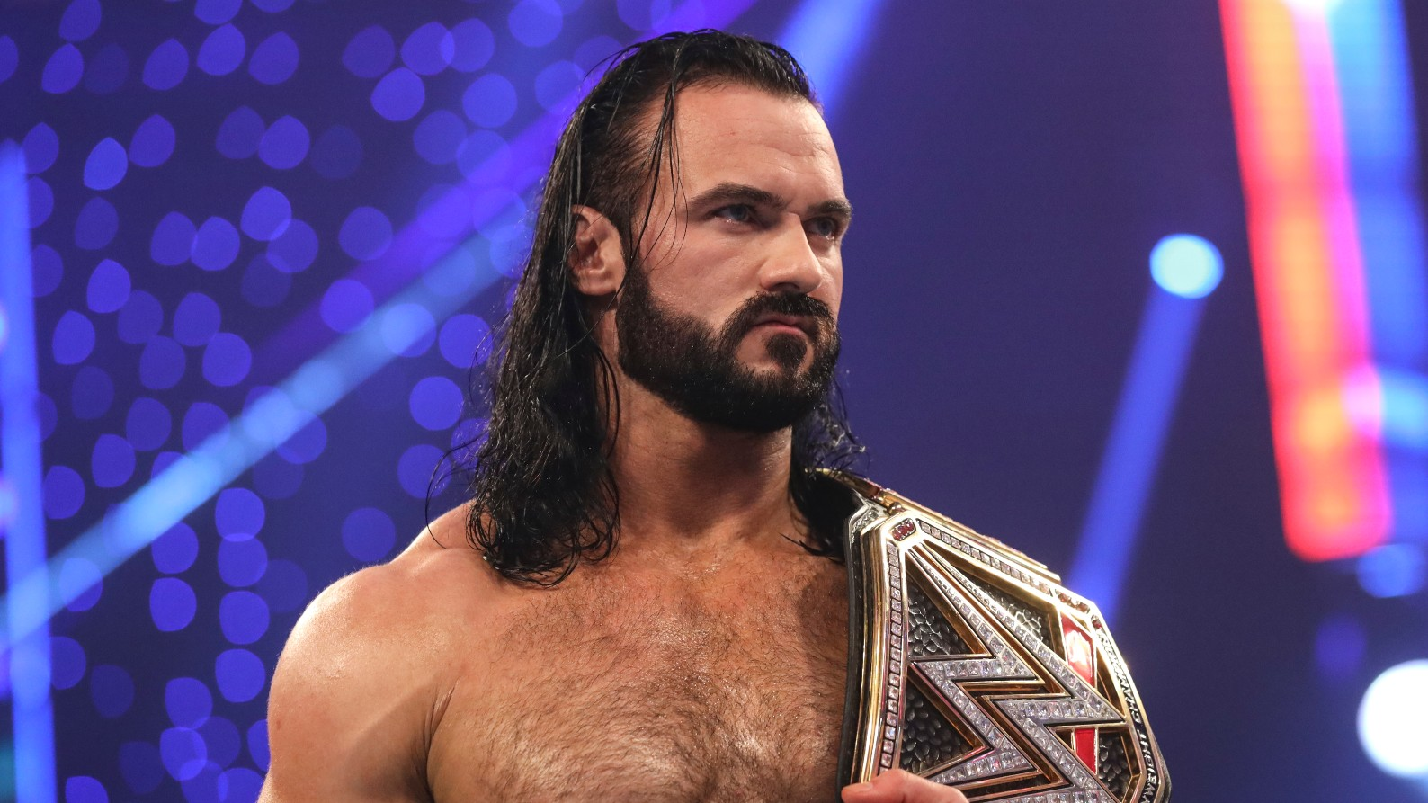 WWE Champion Drew McIntyre tests positive for COVID-19 - THE SPORTS ROOM