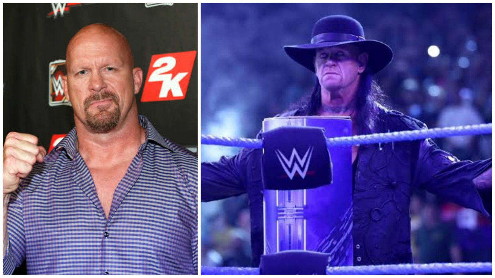 Steve Austin comments on The Undertaker embracing his real-life self in public - THE SPORTS ROOM
