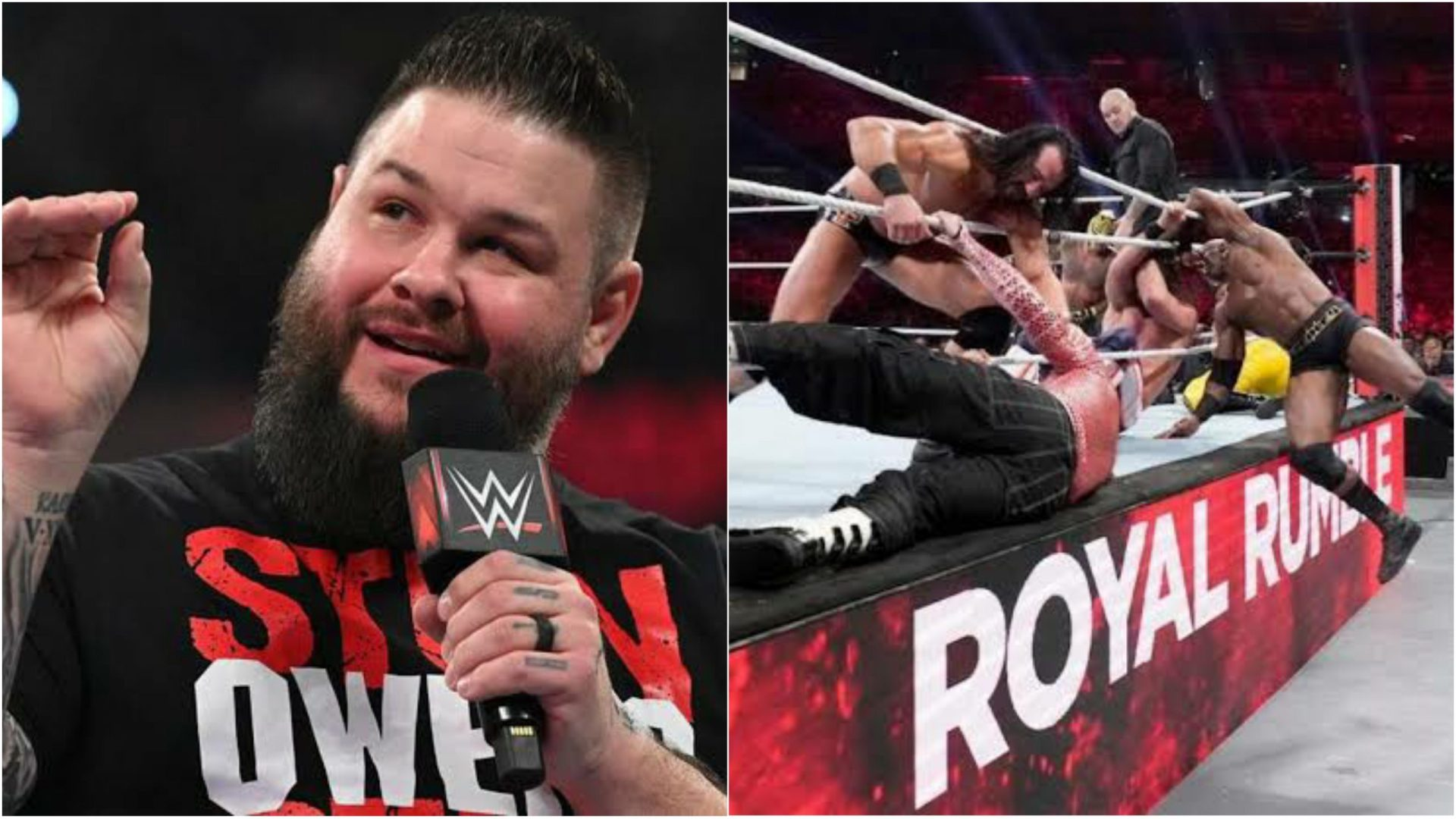 Kevin Owens outlines what would make the Royal Rumble match better - THE SPORTS ROOM