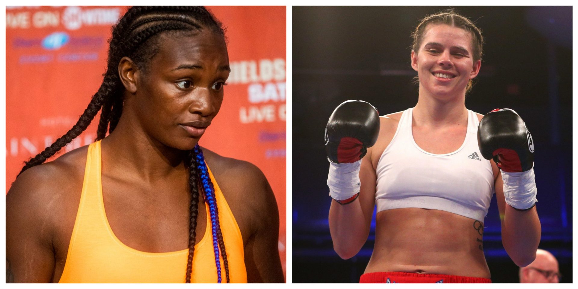 She is using my name to sell fights: Claressa Shields berates Savannah Marshall - THE SPORTS ROOM