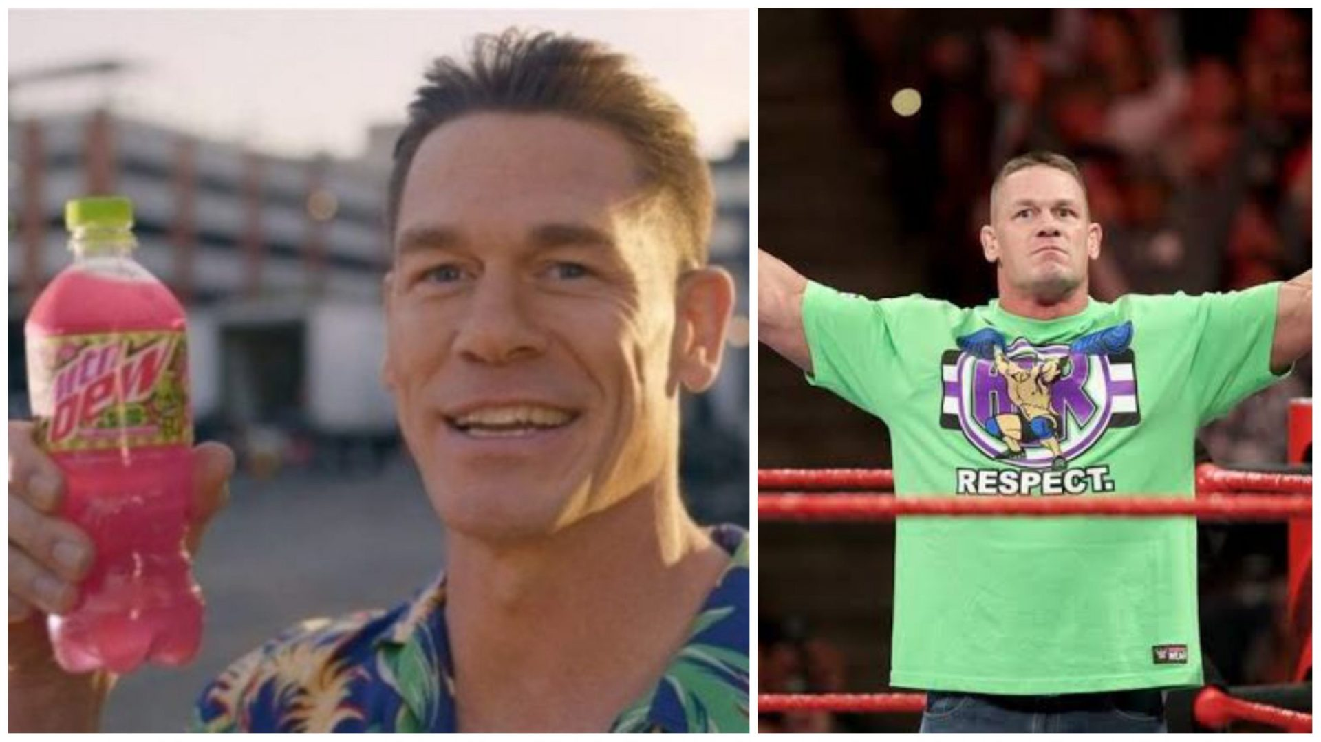 John Cena to appear in Mountain Dew Super Bowl commercial - THE SPORTS ROOM
