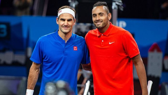 "Others aren't even close: Nick Kyrgios weighs in on who the best is among the ""Big Three"". - THE SPORTS ROOM"