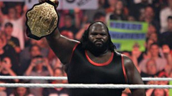Mark Henry reminisces the days as World Heavyweight Champion in WWE - THE SPORTS ROOM