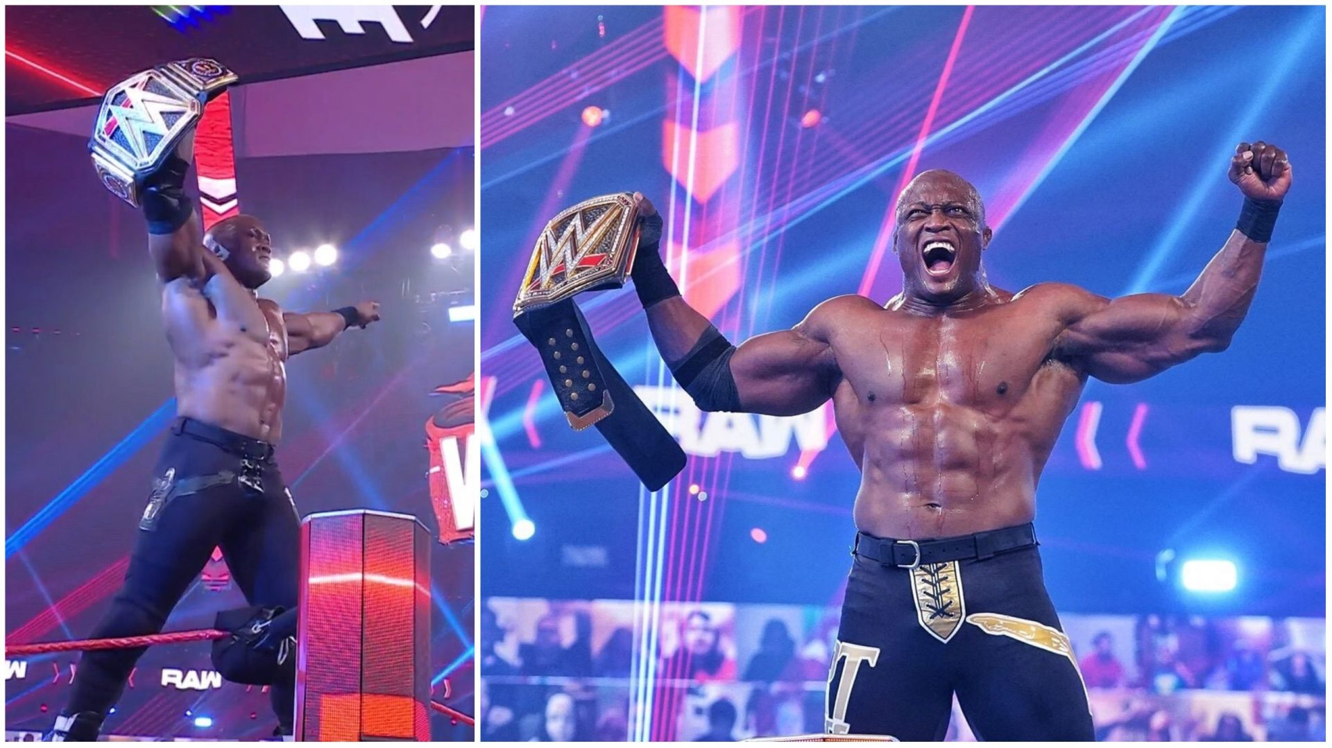 Bobby Lashley ends The Miz's 8-day-long WWE Title reign - THE SPORTS ROOM