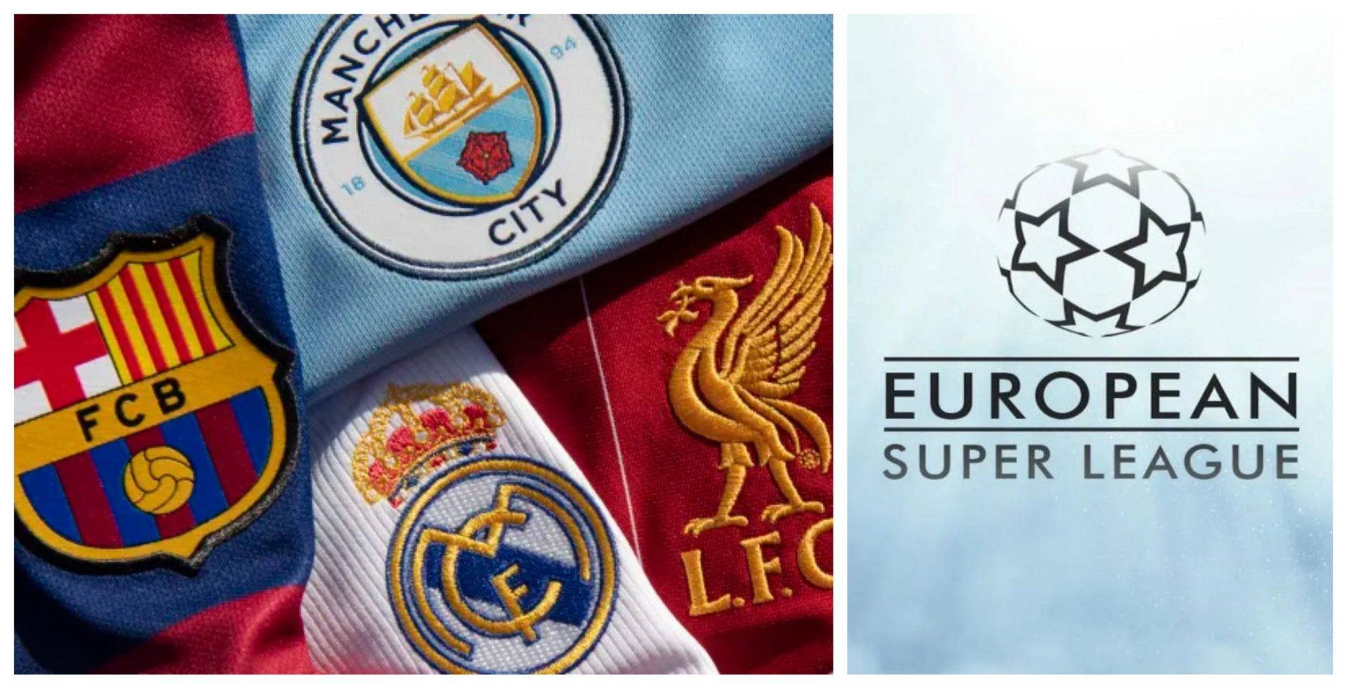 12 Clubs announce their participation in the brand new European Super League - THE SPORTS ROOM