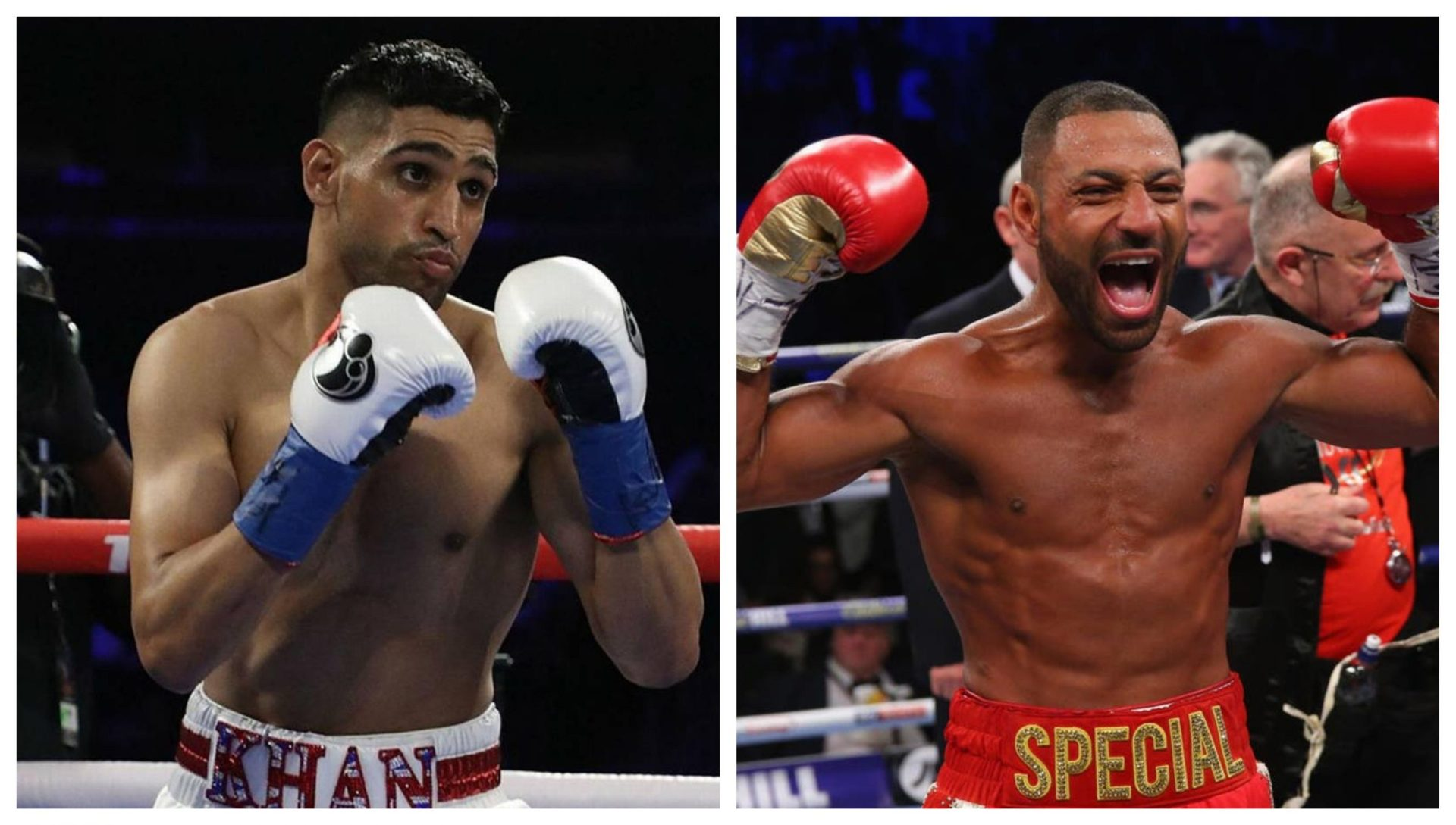 Amir Khan eyes Kell Brook for his boxing return - THE SPORTS ROOM