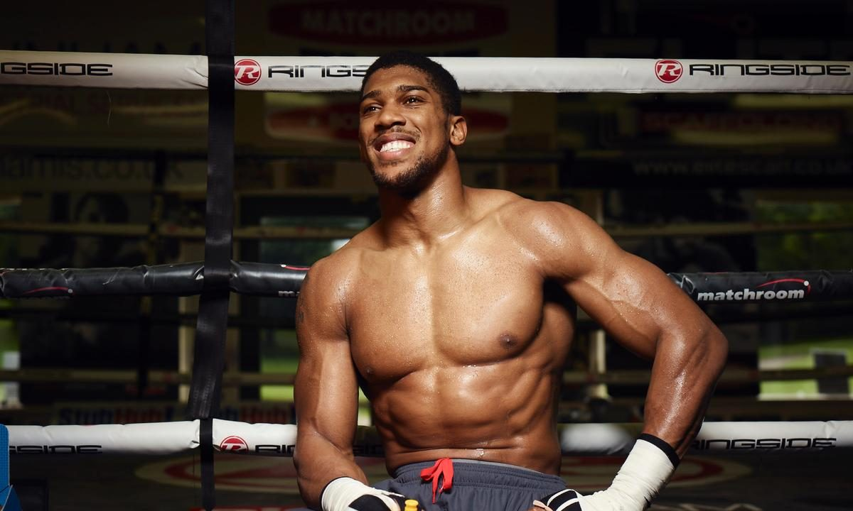 Anthony Joshua partners with Revolut to save 2,400 UK boxing gyms from shutting down - THE SPORTS ROOM