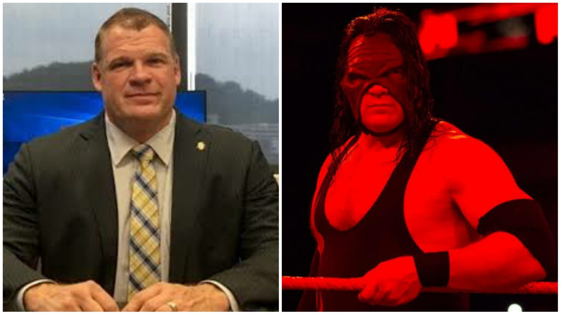 Kane locally honored for WWE Hall Of Fame news - THE SPORTS ROOM
