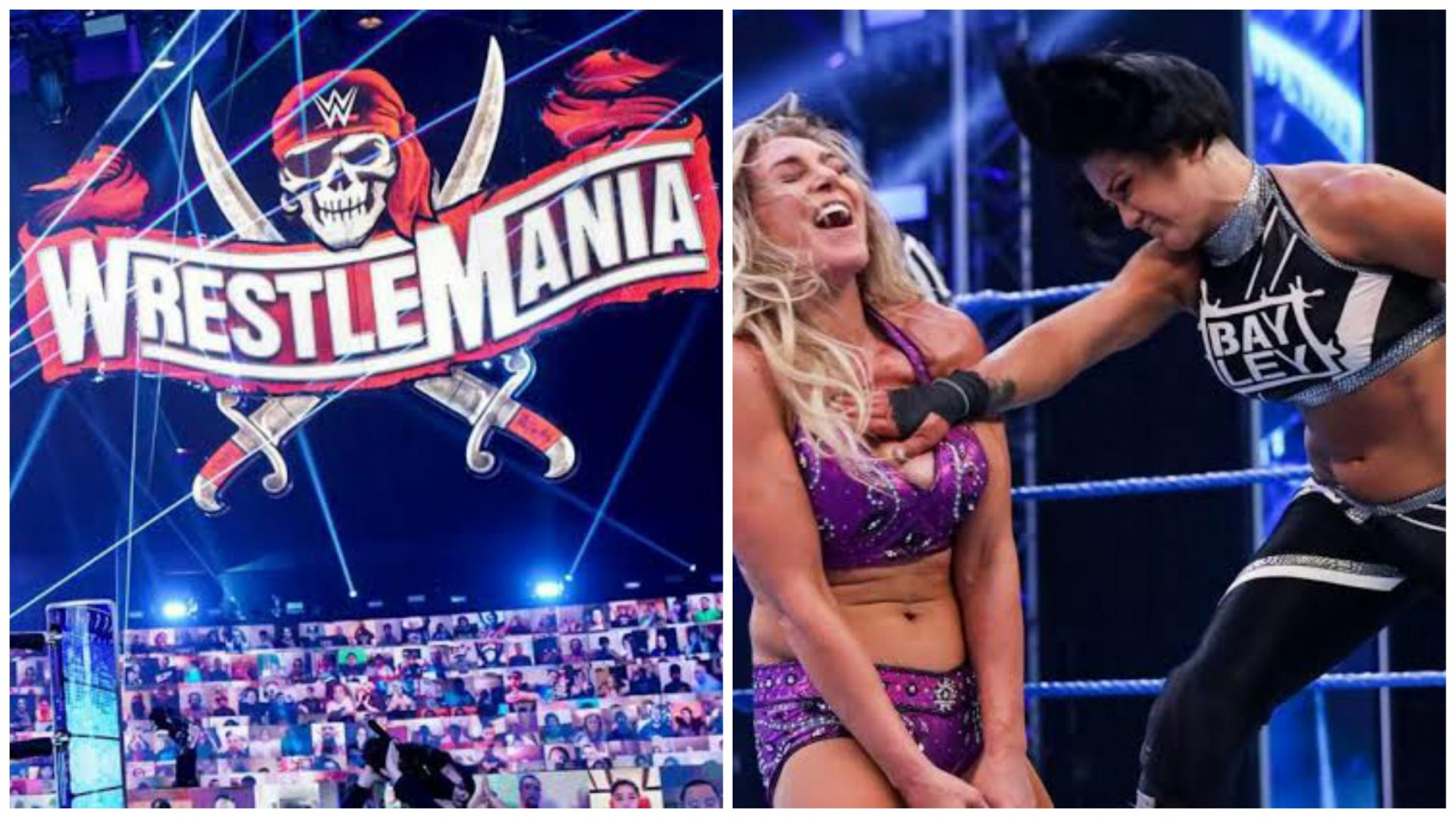 Charlotte Flair, Bayley among major names missing from WrestleMania 37 card - THE SPORTS ROOM