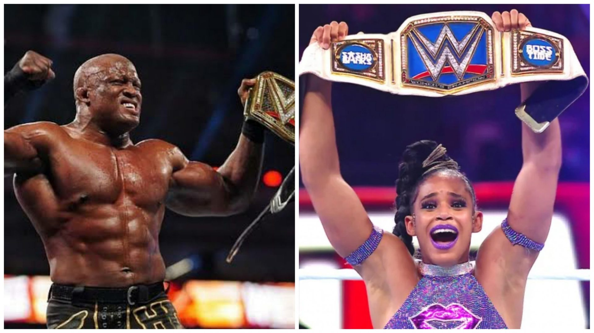 WrestleMania 37 Night 1 results: Lashley, Belair victorious - THE SPORTS ROOM