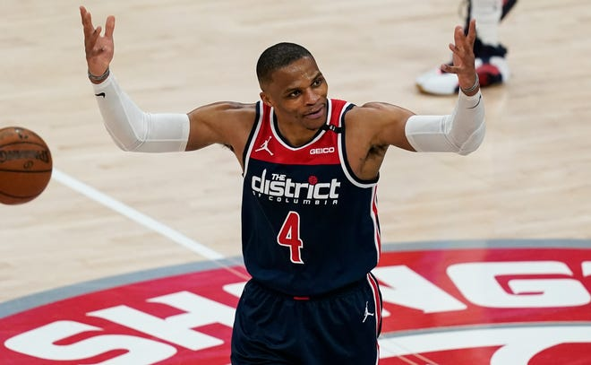 Russell Westbrook replicates rare 20-rebound-assist triple-double in win over Pacers - THE SPORTS ROOM