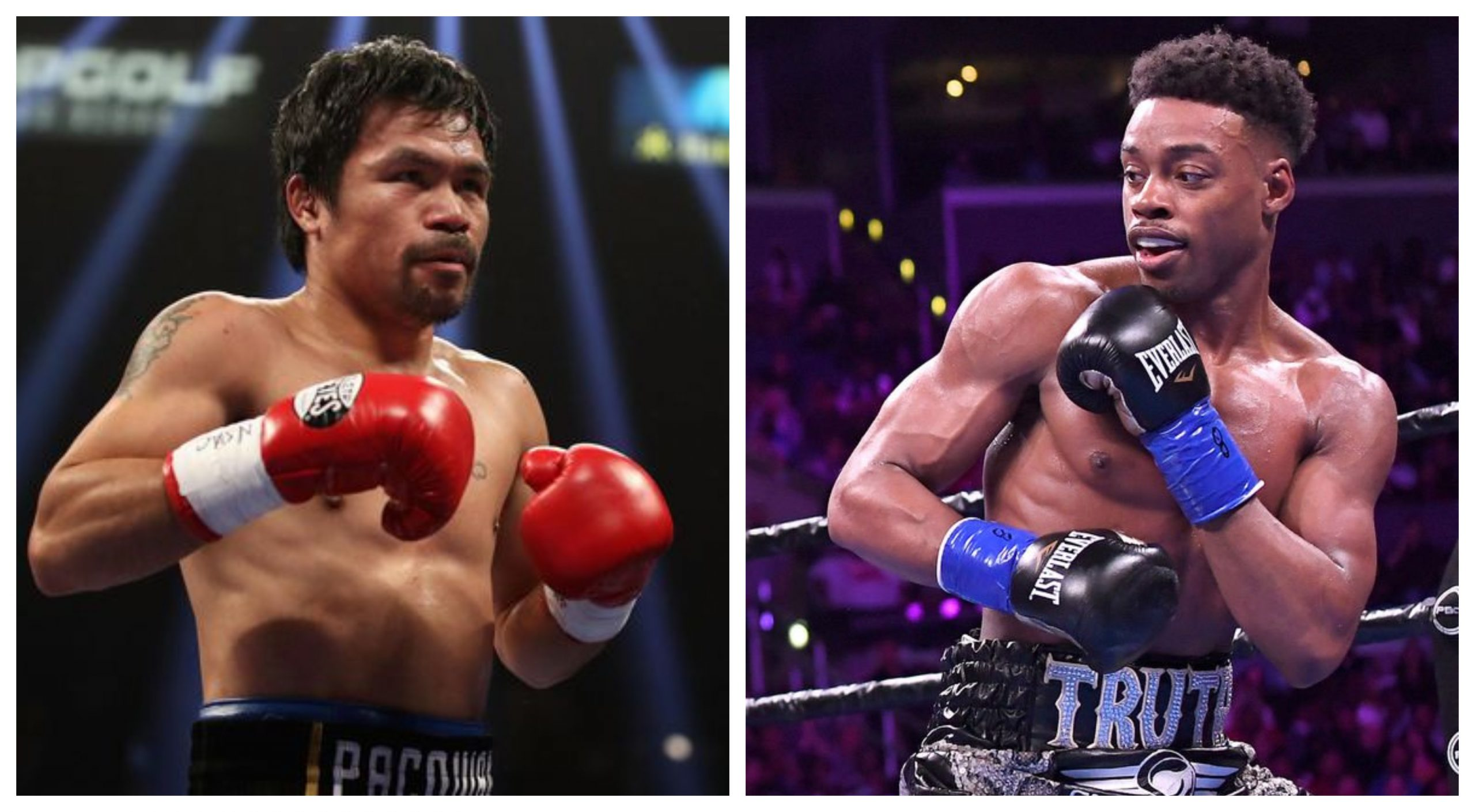 Manny Pacquiao believes Errol Spence Jr is a better boxer than his mentor Floyd Mayweather Jr - THE SPORTS ROOM