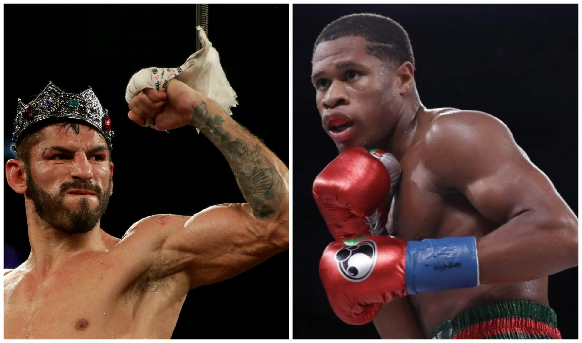 Teacher vs Student: Jorge Linares wants to teach Devin Haney some experience on May 29 - THE SPORTS ROOM