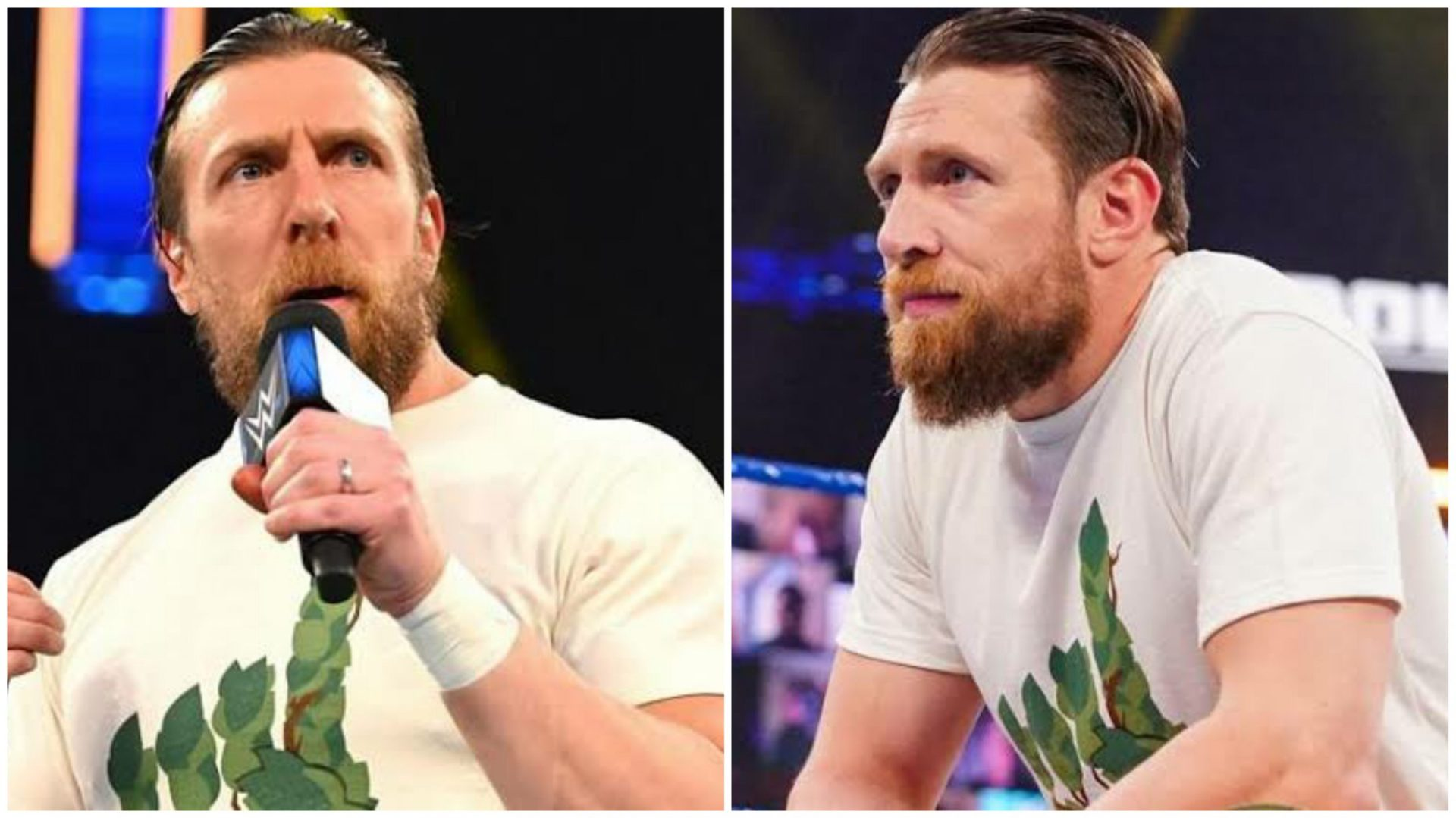 Daniel Bryan moved to alumni section of WWE website - THE SPORTS ROOM