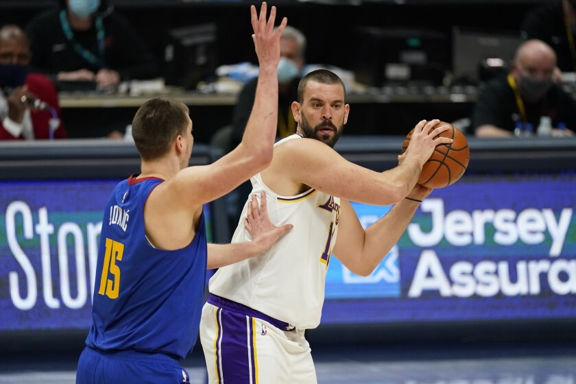 Marc Gasol relates his role in Lakers to an iconic Pulp Fiction character - THE SPORTS ROOM