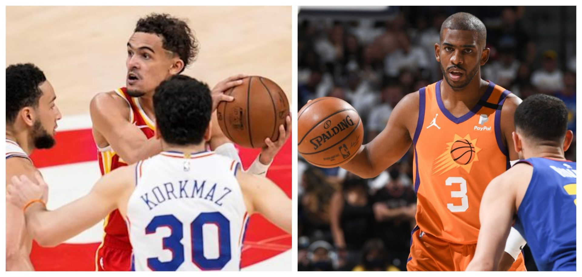 NBA Playoffs Day 21 Review: 76ers win two in a row; Suns take a commanding 3-0 lead over Nuggets - THE SPORTS ROOM