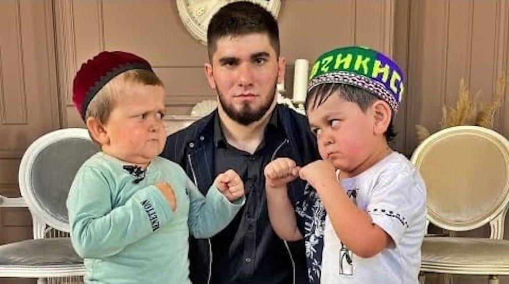 Hasbulla vs Abdu Rozik to take place within 3-4 days, confirms Asxab Tamaev - THE SPORTS ROOM
