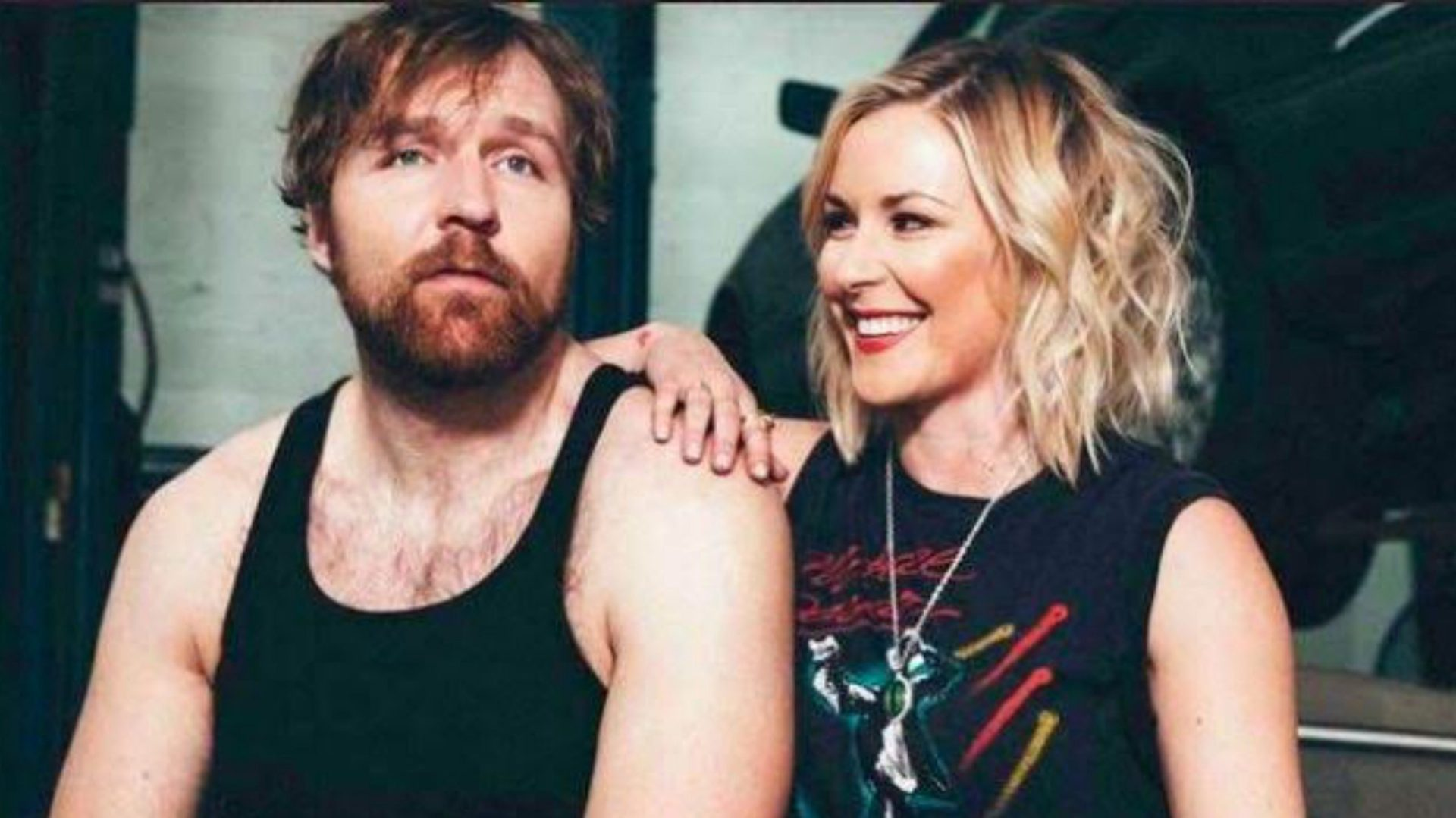 Jon Moxley and Renee Paquette are now parents - THE SPORTS ROOM