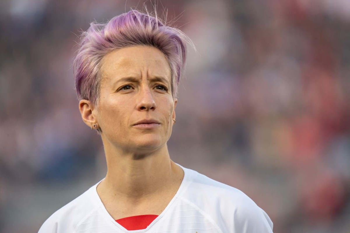 Old tweet of Megan Rapinoe mocking Asians resurfaces after 10 years - THE SPORTS ROOM