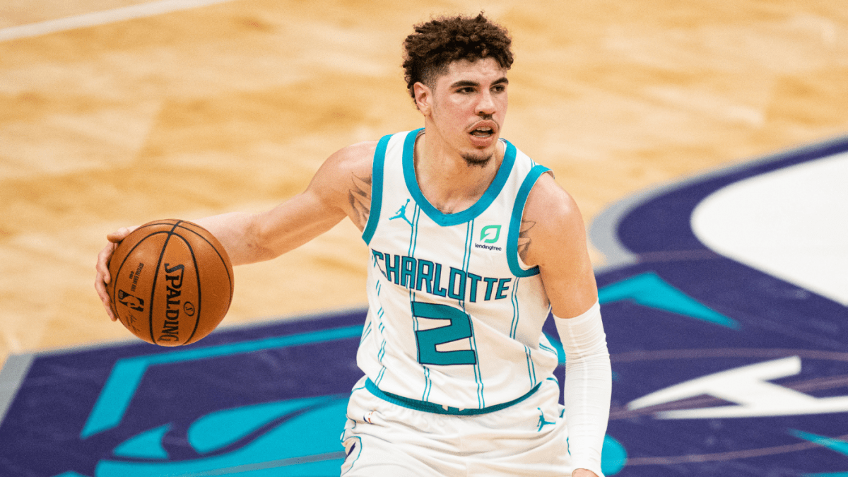 LaMelo Ball wins NBA Rookie Of The Year award - THE SPORTS ROOM