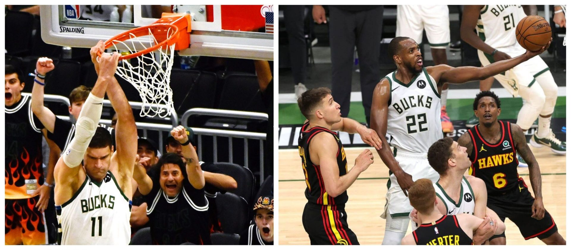 NBA Playoffs Review: Giannis-less Bucks win Game 6 to claim a 3-2 lead - THE SPORTS ROOM
