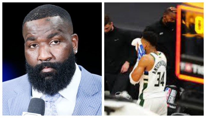 """""""Bucks are the Dumbest Team in Finals History"""", claims Kendrick Perkins following 2-0 deficit"""