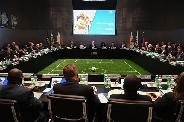 60-minute match?: FIFA planning to introduce controversial rules to improve the game - THE SPORTS ROOM