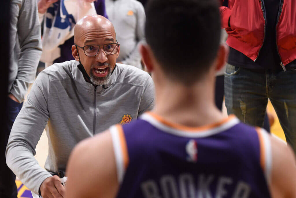 NBA Finals: Monty Williams wants Suns to give it their all to force Game 7 against Bucks - THE SPORTS ROOM