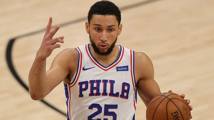 Philadelphia 76ers open to the idea of trading Ben Simmons