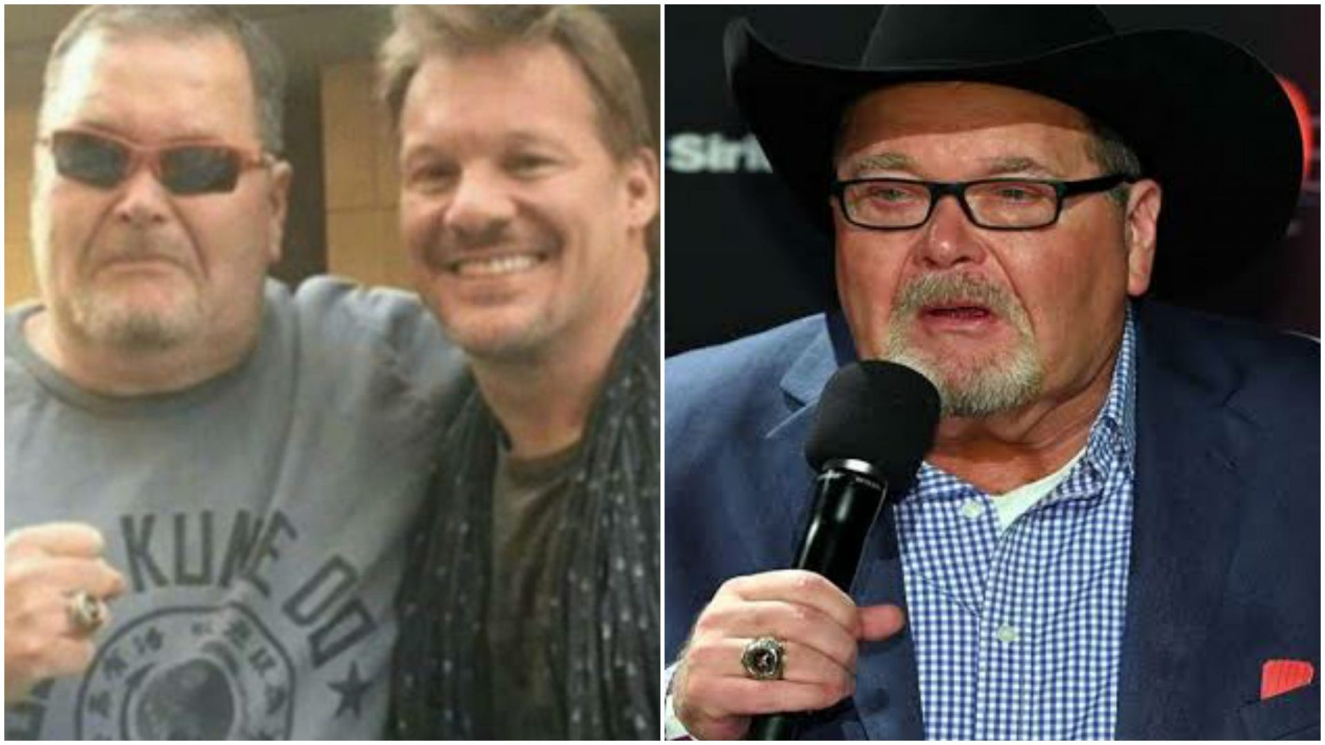 Chris Jericho, Aron Stevens and others rush to the support of Jim Ross following Dynamite slip-up - THE SPORTS ROOM