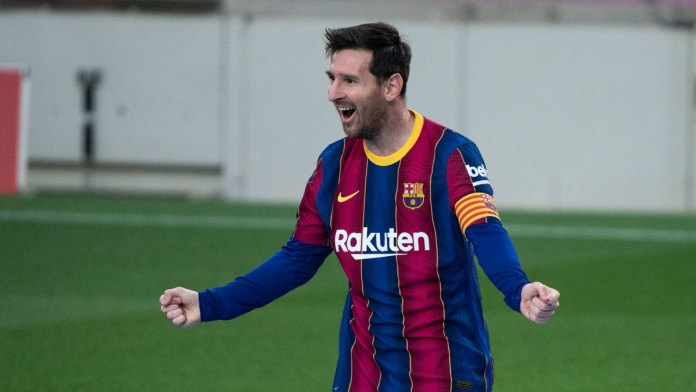 Lionel Messi to take a 50% wage cut to stay at Barcelona