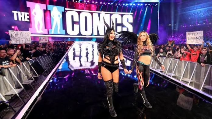 IIconics' Billie Kay recalls a special memory from her stint in WWE - THE SPORTS ROOM