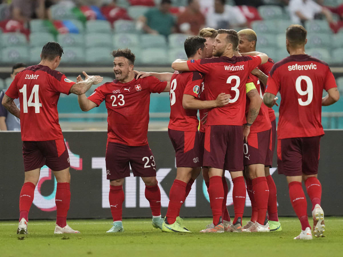 What awaits Swiss national team after Euro? Check their fixtures and football scores to find out - THE SPORTS ROOM