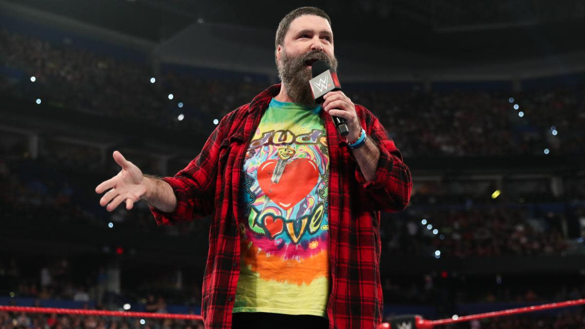 Mick Foley is impressed with huge match on RAW - THE SPORTS ROOM