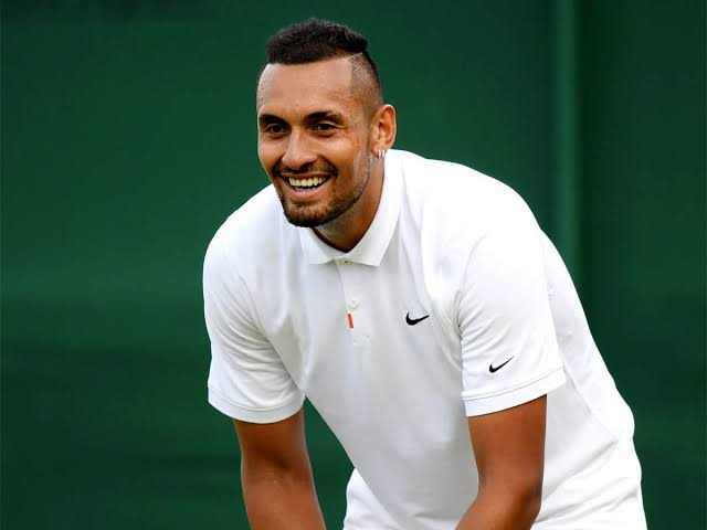 Kyrgios, after withdrawing from Winston-Salem Open, says he was excited about playing Andy Murray - THE SPORTS ROOM