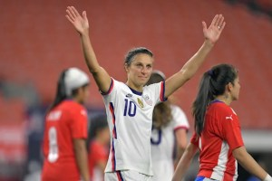 Charli Llyod sets record of 5 goals over Paraguay - THE SPORTS ROOM
