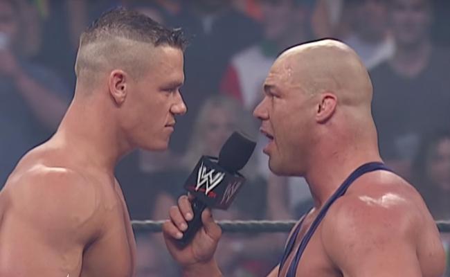 """It's a phenomenal thing"": Baron Corbin opens up on Kurt Angle's retirement match at WM 35 - THE SPORTS ROOM"