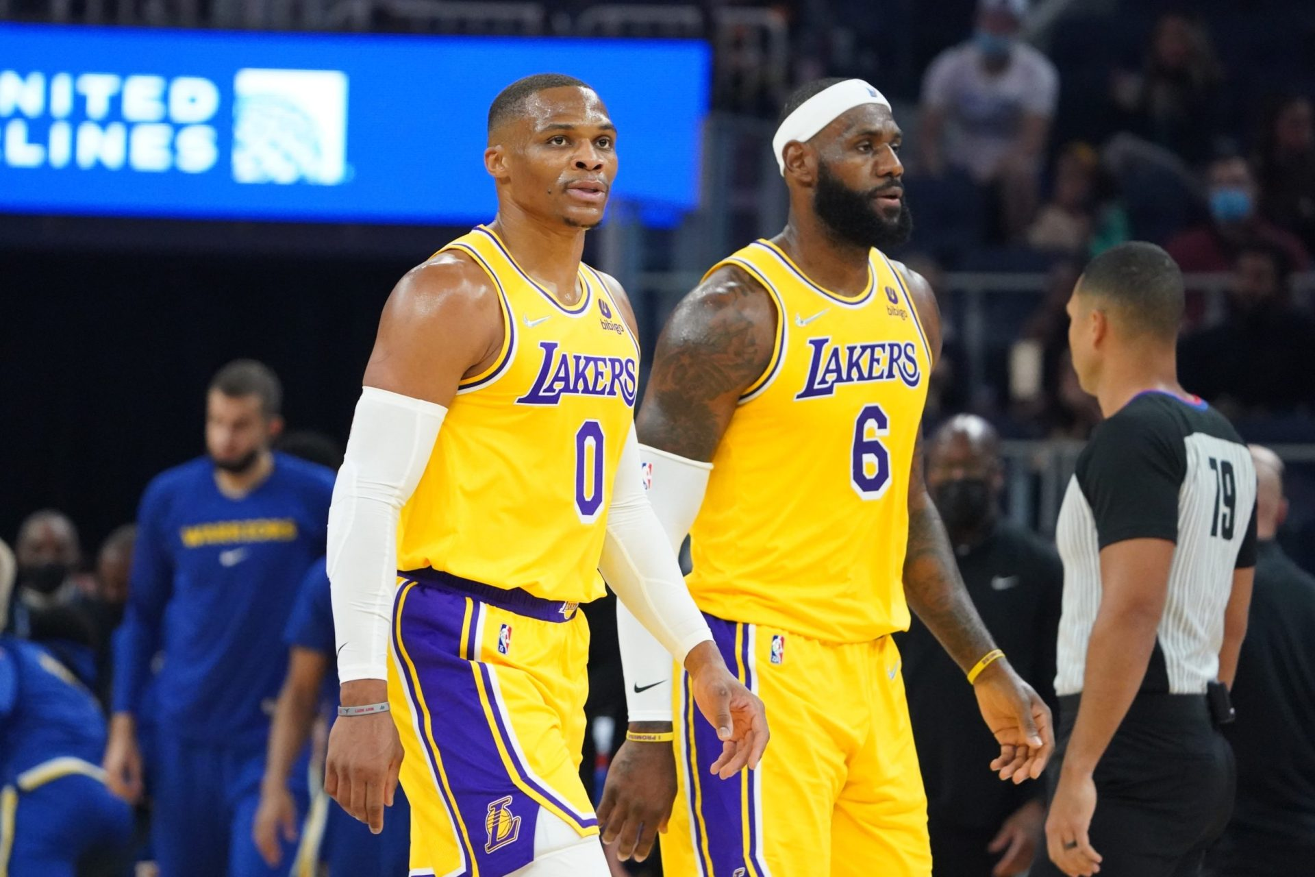 LeBron James downplays concern over Lakers' 0-5 preseason record - THE SPORTS ROOM