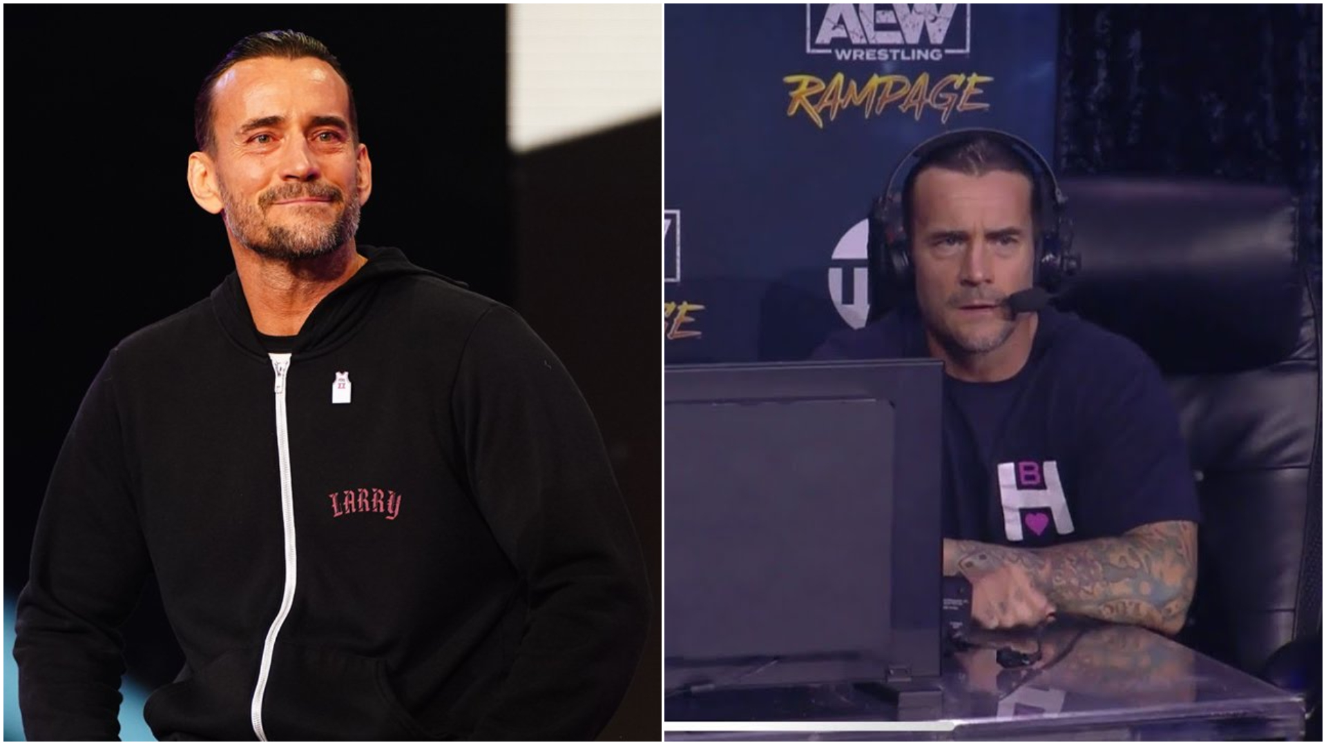 cm punk commentary