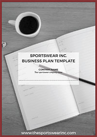Sportswear Inc. Business Template